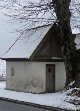 Heignkam: Weg- und Hofkapelle St. Maria, Mitte 18. Jh.