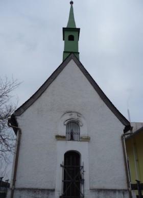 Marschall: Ortskapelle St. Marien