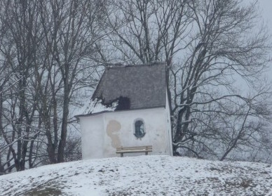 Sufferloh: Feldkapelle, sog. Frauenbergkapelle, 1. Hälfte 18. Jh.